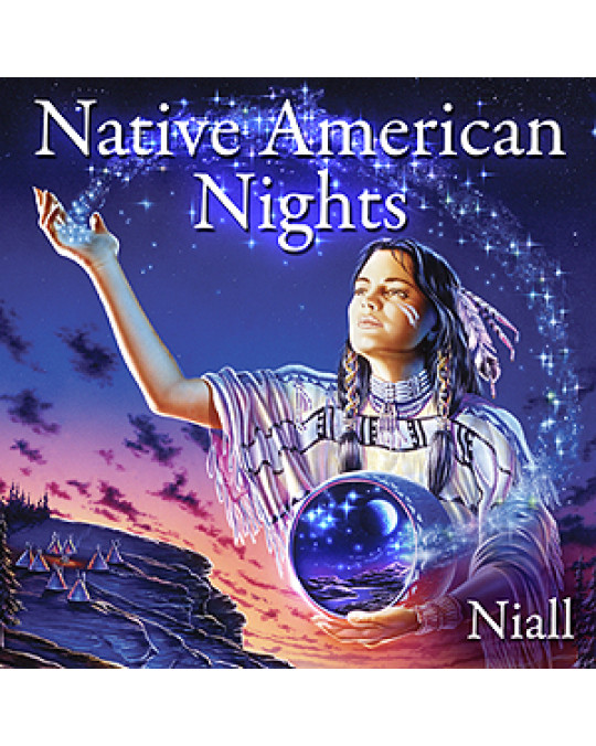"CD ""Native American Nights"""
