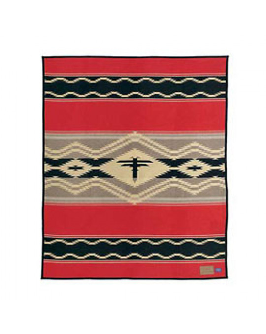 "Pendleton ""Navajo Water"" Decke"