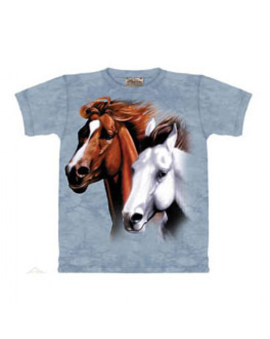 """Heading Home"" T-Shirt für Kinder von The Mountain Gr. S"