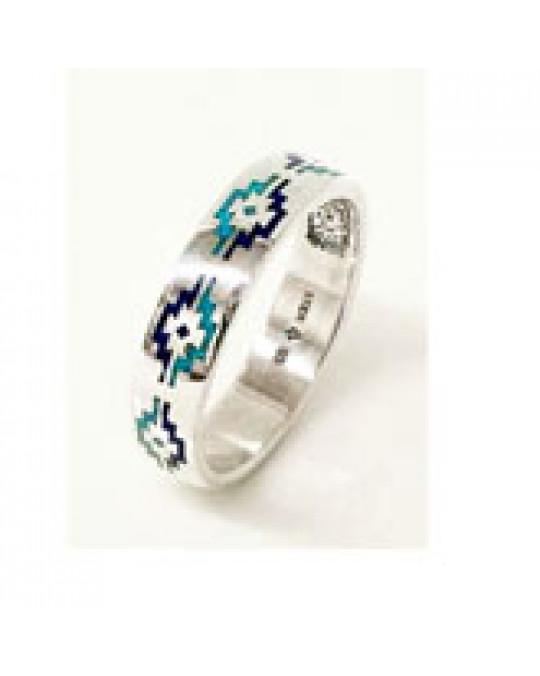Ring mit Southwest Design