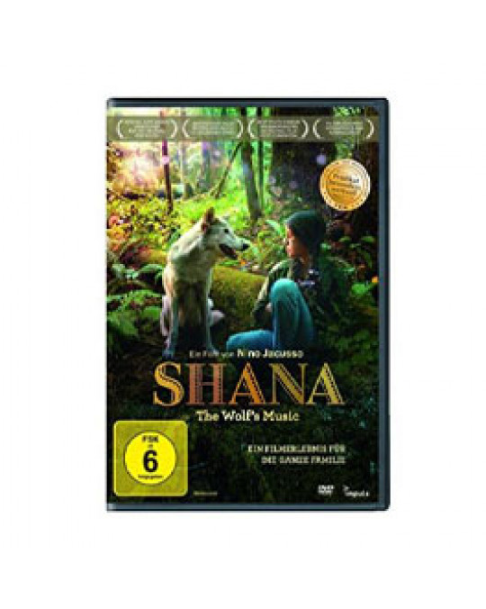 """Shana - the Wolf's Music"" DVD"