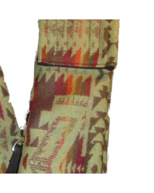 Flötenbeutel aus Wolle von Pendleton USA