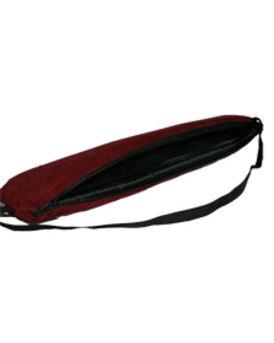 Flötentasche gepolstert