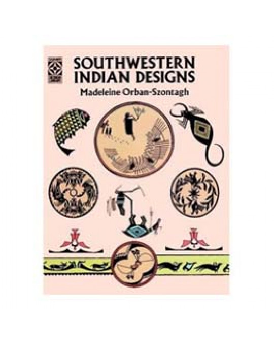 "Design Buch ""Southwestern Indian Design"""