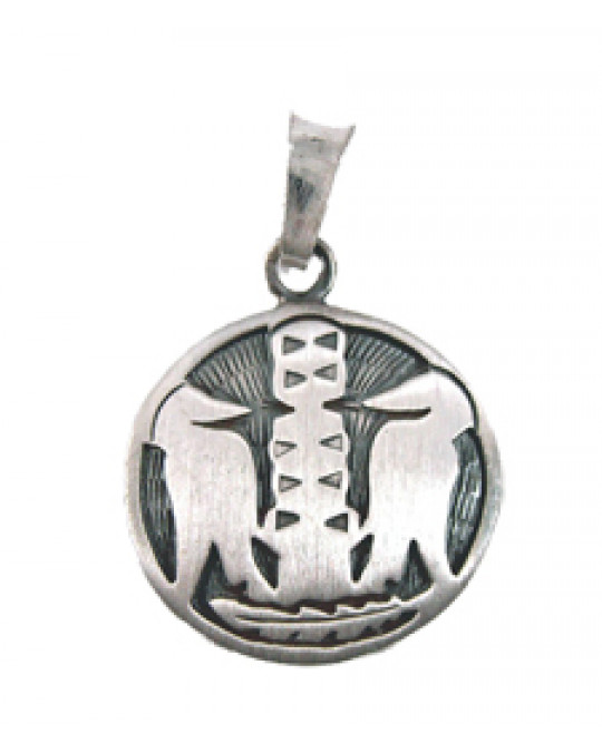 """Sternzeichen-Amulett """"Specht"""" 21.6.-21.7."""