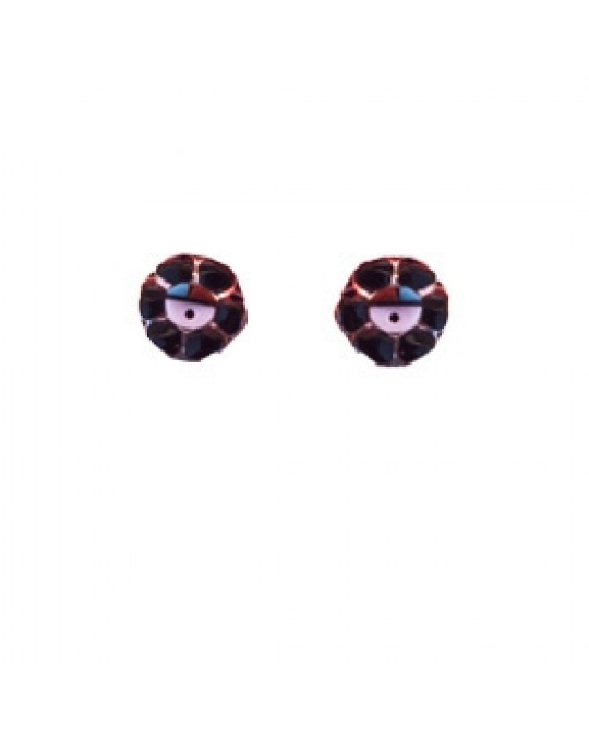 Sunface, kleinere Ohrstecker der Zuni