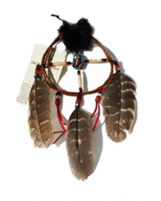 Medizinrad der Cherokee