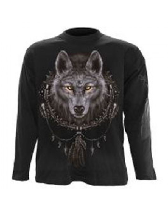 """Wolf Dreams"" Longsleeve"