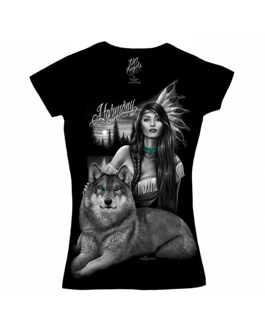 """Harmony"" Damen T-Shirt"